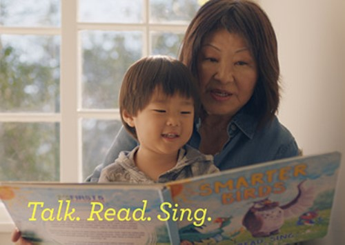 WIC & Early Literacy: Talk, Read, Sing!