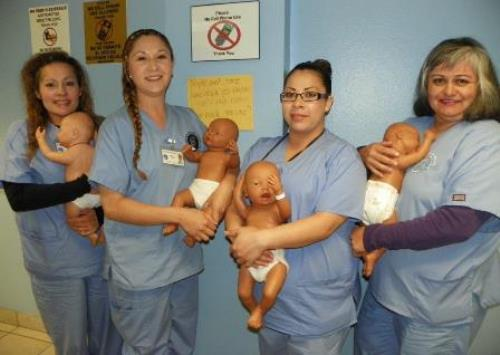 Changing Breastfeeding Policies in Community Clinics