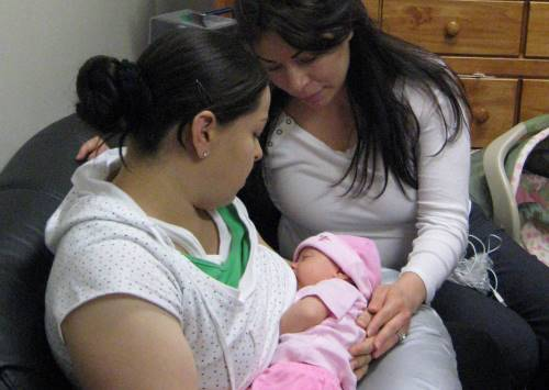 Breastfeeding-Friendly Health Centers