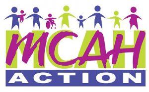 MCAH Action logo