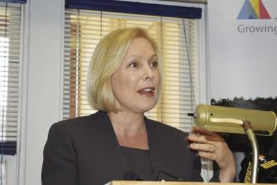 Gillibrand Advocates for WIC Funding