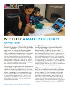 Cover of WIC-Tech publication